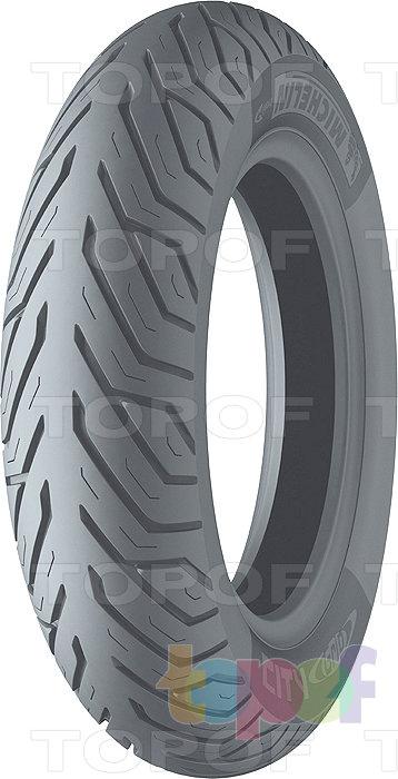 Шины Michelin City Grip. Передние шины
