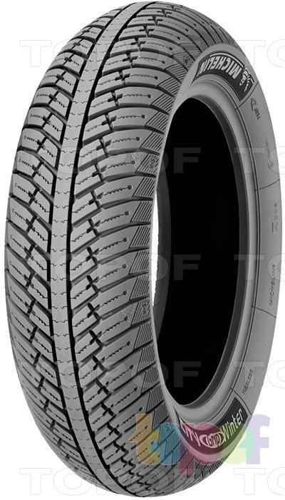 Шины Michelin City Grip Winter. Зимние шины для скутера