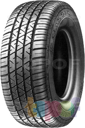 Шины Michelin Classic. Изображение модели #2