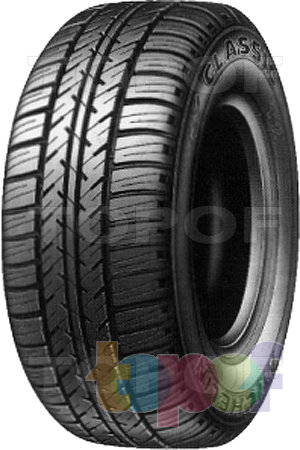 Шины Michelin Classic T2