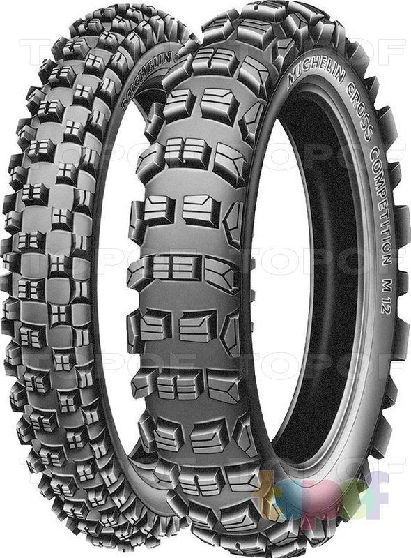 Шины Michelin Cross Competition M12XC