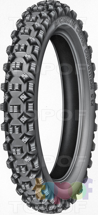 Шины Michelin Cross Competition S12XC