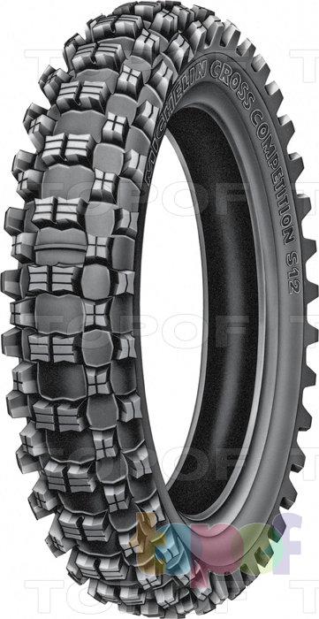 Шины Michelin Cross Competition S12XC. Задние шины