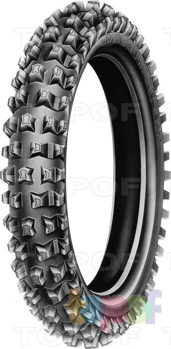 Шины Michelin Desert. Передние шины
