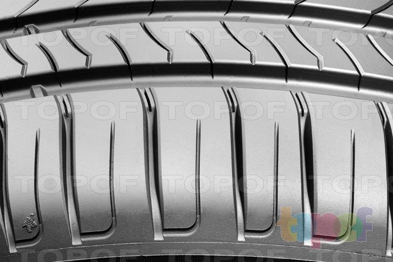 Шины Michelin Energy Saver +. Продольные канавки