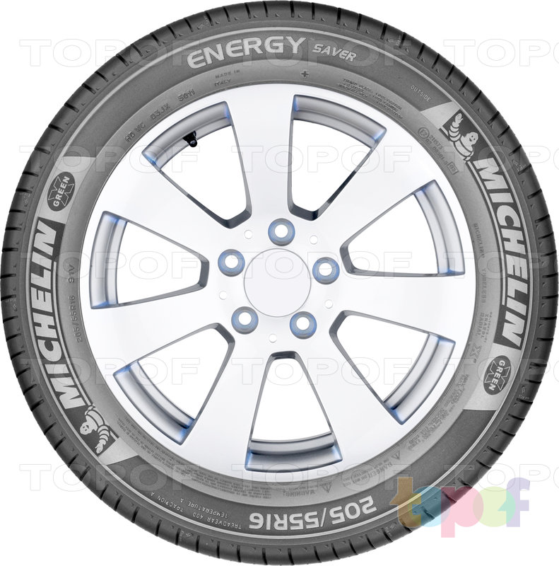 Шины Michelin Energy Saver +. Изображение модели #3