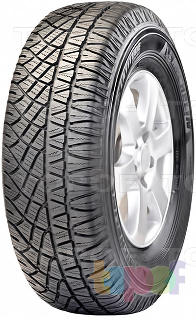 Шины Michelin Latitude Cross 235/65R17 XL 108T