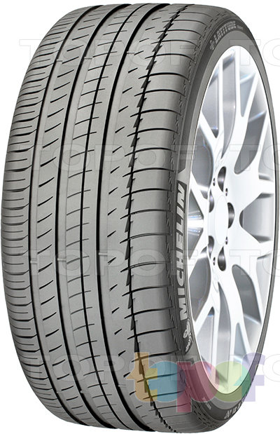 Шины Michelin Latitude Sport 255/55R18 XL 109Y N1