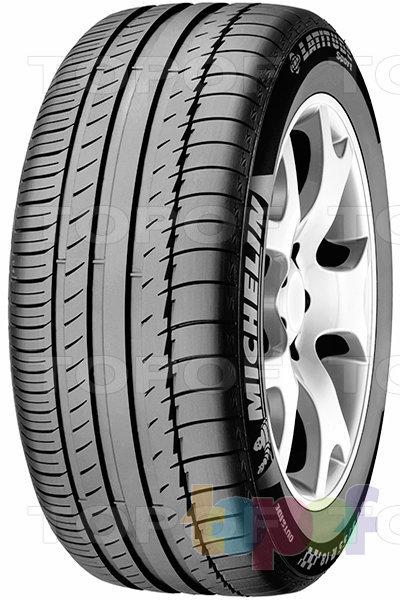 Шины Michelin Latitude Sport. Общий вид модели