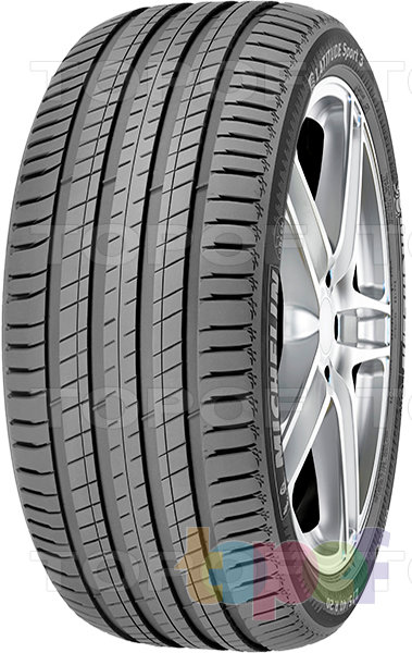 Шины Michelin Latitude Sport 3. Изображение модели #1