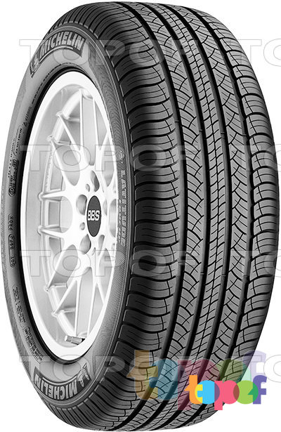 Шины Michelin Latitude Tour HP 235/65R17 104V