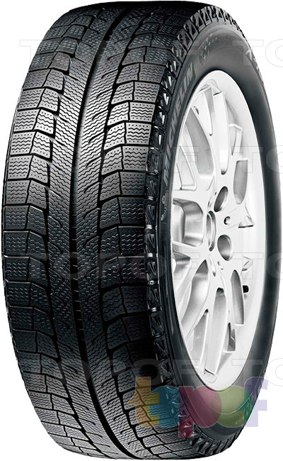Шины Michelin Latitude X-Ice 2 235/65R17 XL 108T