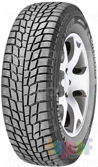 Шины Michelin Latitude X-Ice North