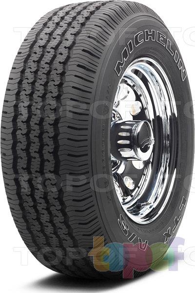 Шины Michelin LTX A/S