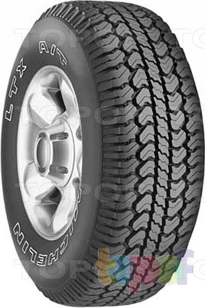 Шины Michelin LTX A/T