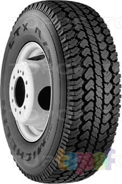 Шины Michelin LTX A/T. Изображение модели #1