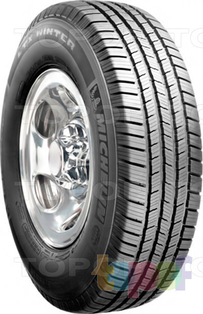 Шины Michelin LTX Winter. Зимняя нешипуемая шина для минивэна