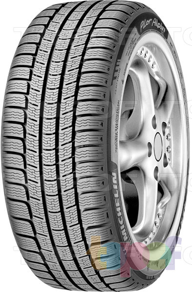 Шины Michelin Pilot Alpin 2