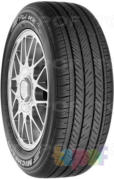 Шины Michelin Pilot HX MXM4. Летняя шина для внедорожника