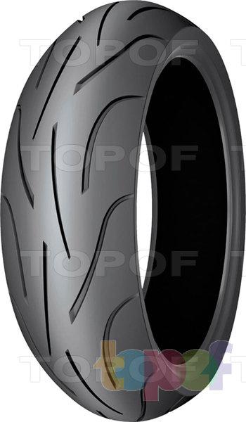Шины Michelin Pilot Power 2CT. Задние