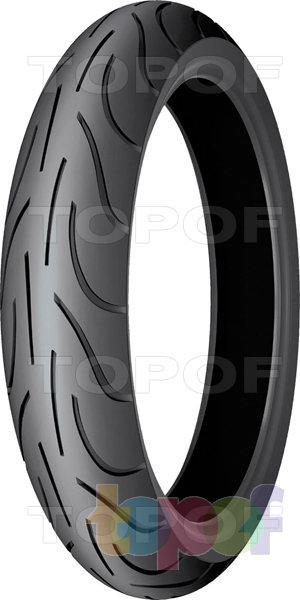 Шины Michelin Pilot Power 2CT. Передние