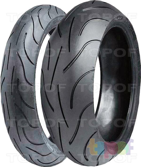 Шины Michelin Pilot Power 2CT. Изображение модели #1