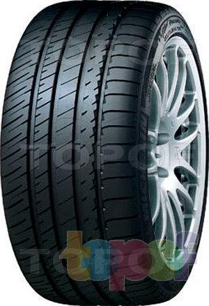 Шины Michelin Pilot Preceda PP2. Изображение модели #1
