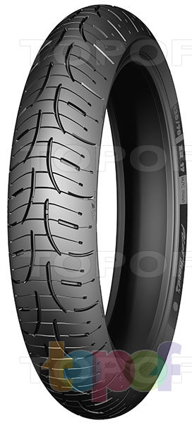 Шины Michelin Pilot Road 4. Передняя
