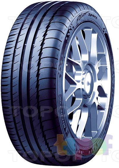 Шины Michelin Pilot Sport 2. Дорожная шина для легкового автомобиля