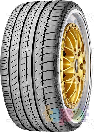 Шины Michelin Pilot Sport 2. Изображение модели #1