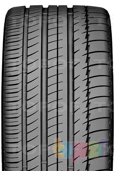 Шины Michelin Pilot Sport 2. Продольные канавки