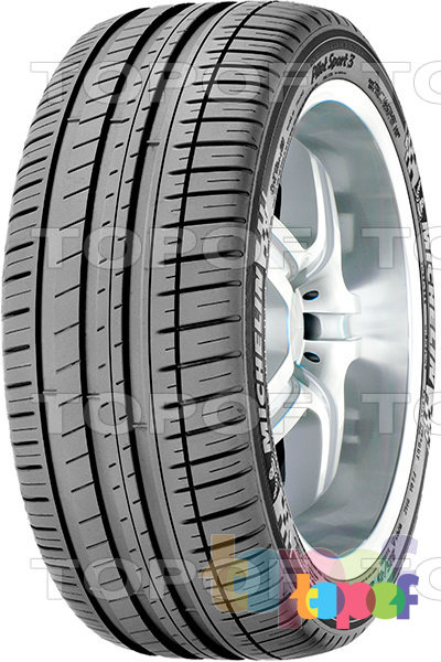 Шины Michelin Pilot Sport 3 225/45ZR17 XL 94W