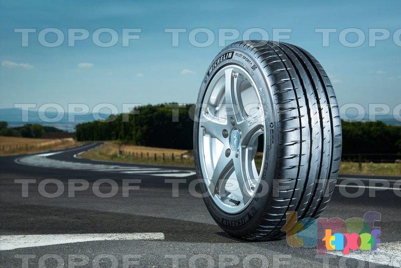 Шины Michelin Pilot Sport 4. Промо