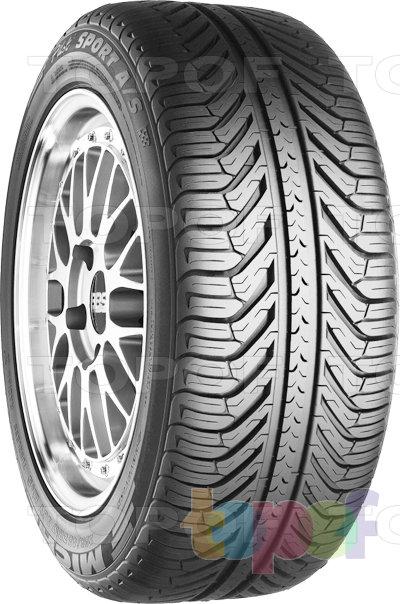 Шины Michelin Pilot Sport A/S