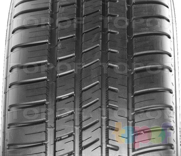 Шины Michelin Pilot Sport A/S 3. Асимметричный рисунок протектора