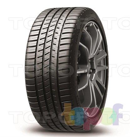 Шины Michelin Pilot Sport All-Season 3+. Изображение модели #1