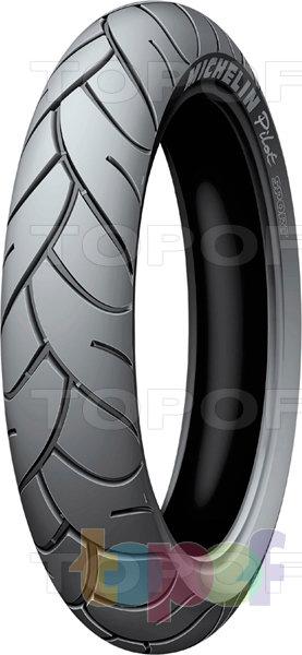Шины Michelin Pilot Sport (мото). Передняя
