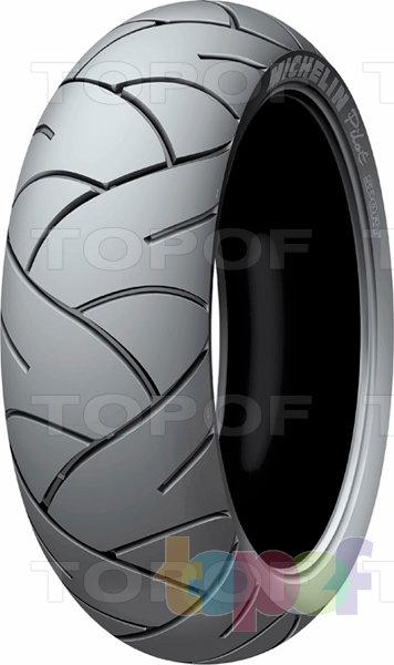 Шины Michelin Pilot Sport (мото). Задняя