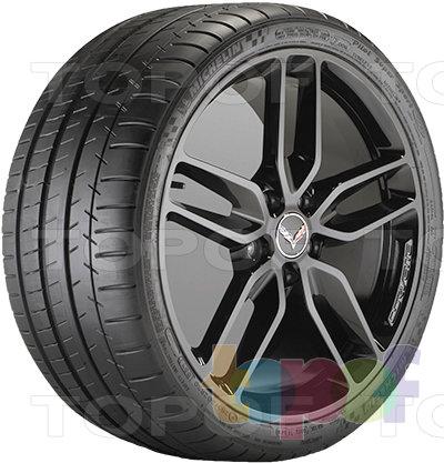 Шины Michelin Pilot Super Sport. Pilot Super Sport ZP