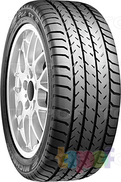 Шины Michelin Pilot SX GT. Летняя шина для легкового автомобиля