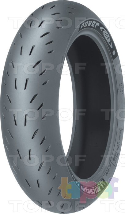 Шины Michelin Power One. Заднее колесо