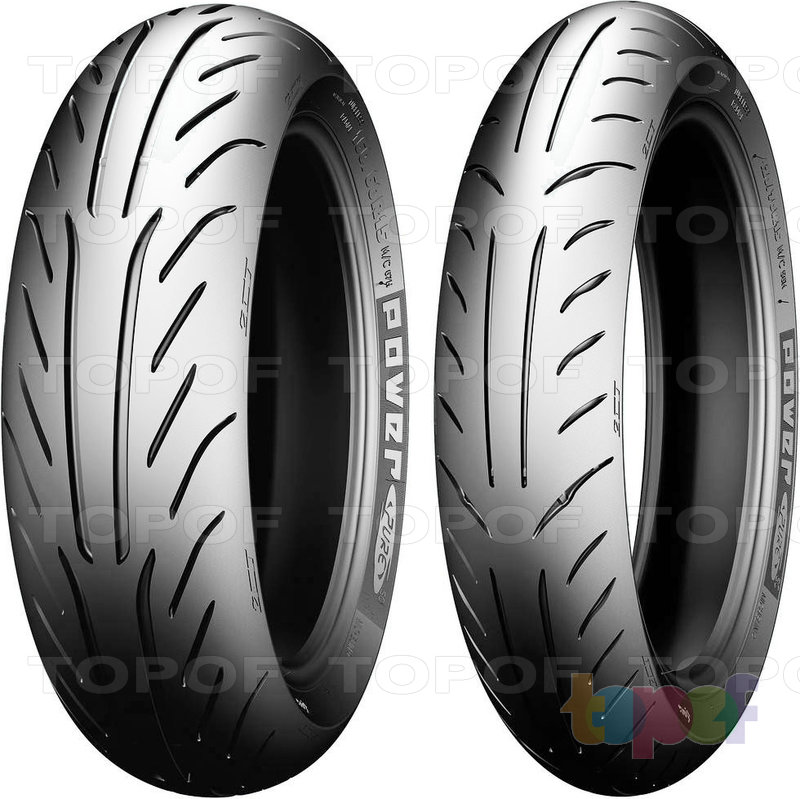 Шины Michelin Power Pure SC