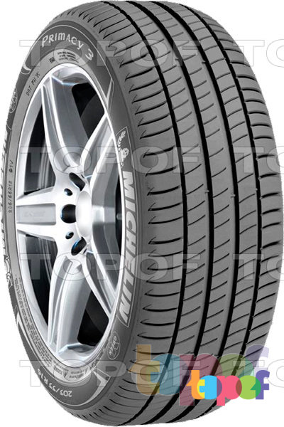 Шины Michelin Primacy 3 205/55R16 91V