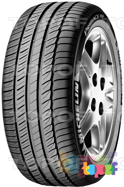 Шины Michelin Primacy HP 205/55R16 91V