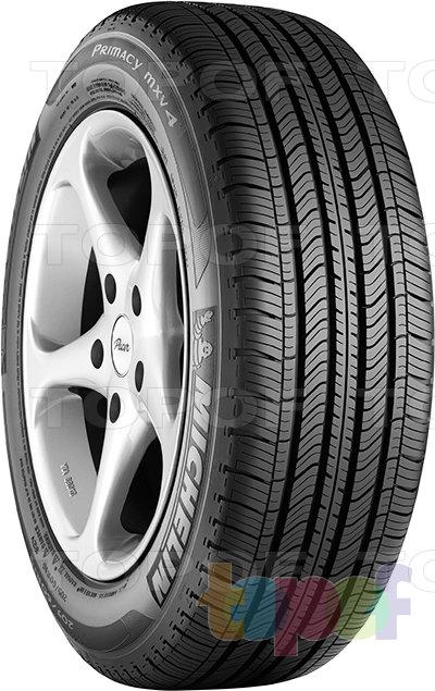 Шины Michelin Primacy MXV4. Дорожная шина для легкового автомобиля