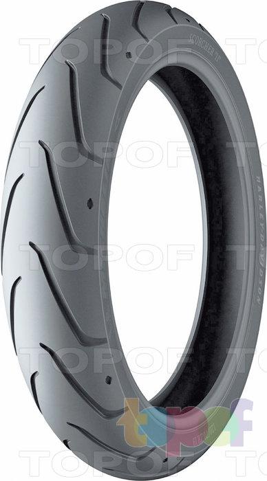 Шины Michelin Scorcher 11. Переднее колесо