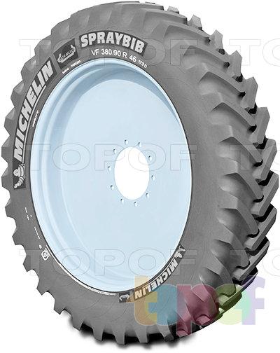 Шины Michelin SprayBib. Шина для грузового автомобиля
