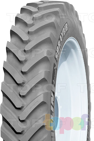 Шины Michelin SprayBib. Изображение модели #1