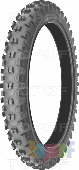 Шины Michelin Starcross MH3. Передние шины