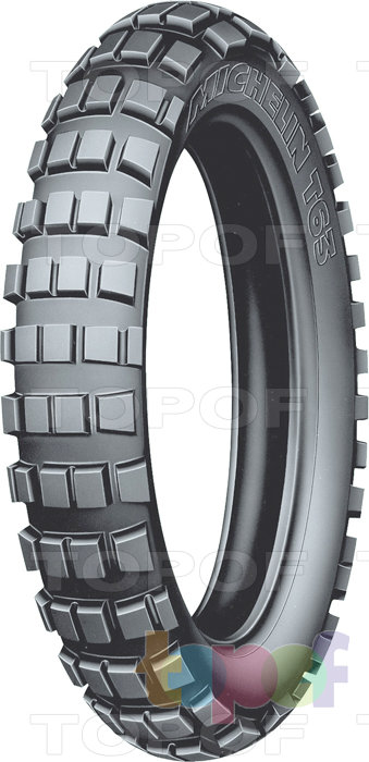 Шины Michelin T63. Передние шины
